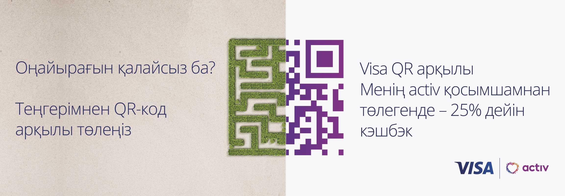 Visa QR