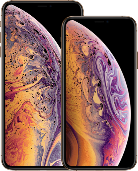 iphonexs fronts
